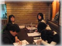 原宿にて恋愛セミナー