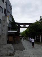 富岡八幡宮と深川不動尊で出逢いの近道交流会