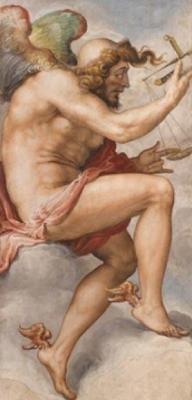 ギリシャ神話カイロス