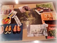 杏樹庵のハッピースパイラルワーク風景