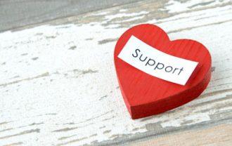 心のサポート