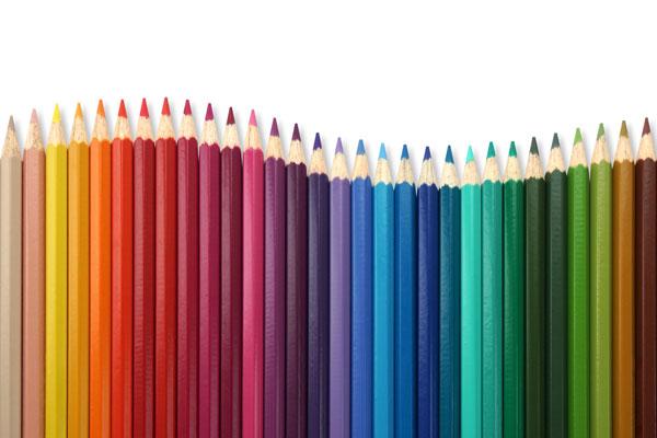 色彩えんぴつ